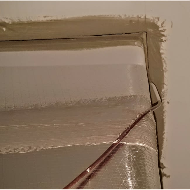 ac unit ceiling gaps lennar construction problems mark metheny 2