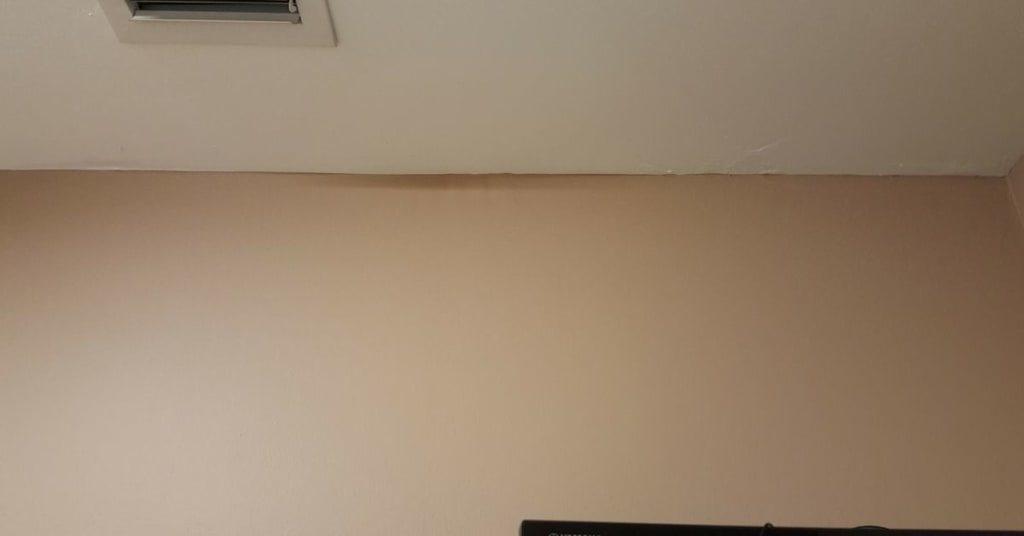 6111 yeats manor drive tampa water intrusion along ceiling roof leak ac condensation leak lennar construction problems amanda buffinton joel fedora mark metheny