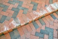 6111 Yeats Manor Drive defective brick pavers lennar construction issues discoloration