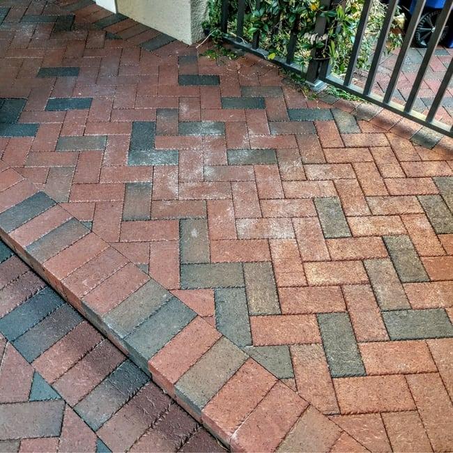 defective brick pavers white color lennar homes construction problems joel fedora