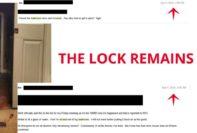 6111 yeats manor drive tampa florida defective sliding door lock lennar construction issues westshore yacht club joel fedora
