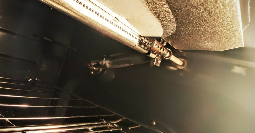 metal corrosion gas oven lennar construction issues