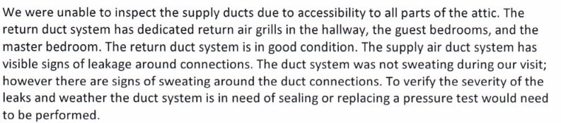 ventilation accessibility issues attic mold lennar home construction problems