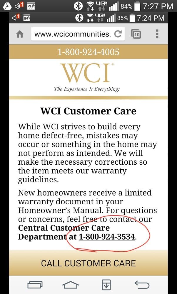 6111 yeats manor drive wci lennar homes emergency line to limo company westshore yacht club