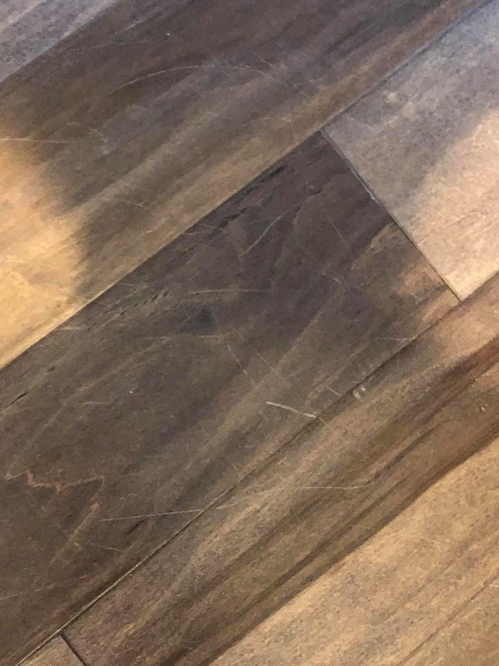 lennar homeowner review henderson nevada defective floor 7